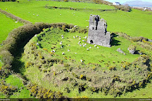 Rahinnane Castle, Ventry, Ireland