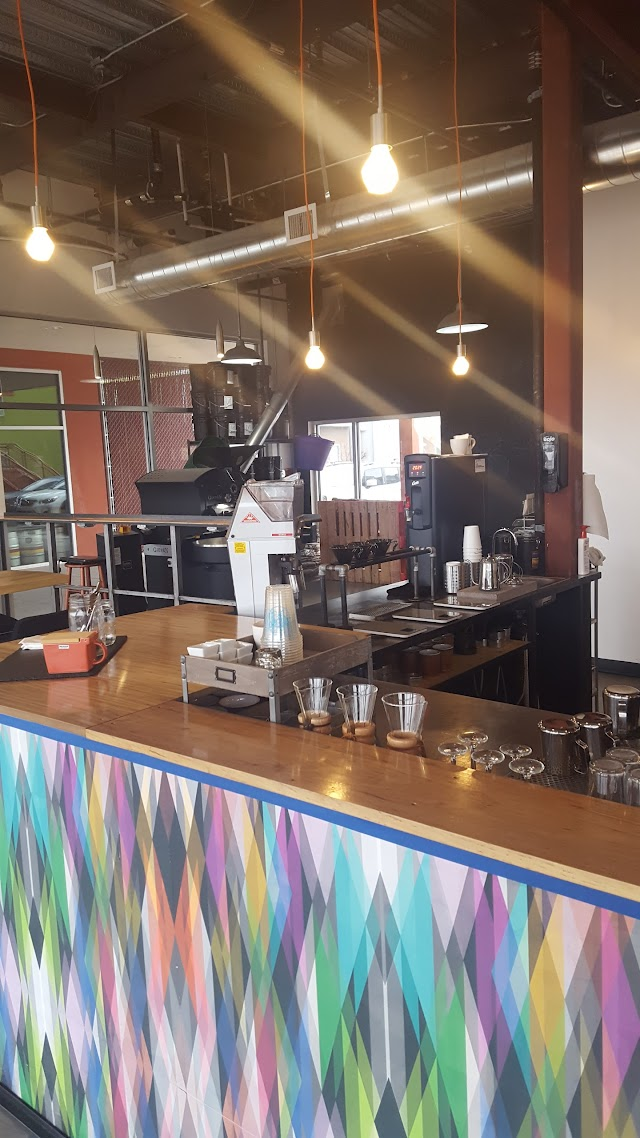 Prismatic Coffee