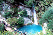 Neda Waterfalls, Kyparissia, Greece