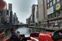 Dotombori River, Chuo, Japan