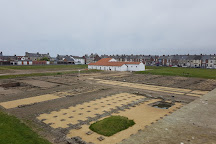 Arbeia Roman Fort and Museum, South Shields, United Kingdom
