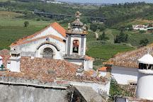 Igreja de Santa Maria, Obidos, Portugal