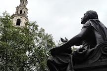 St. Clement Danes, London, United Kingdom