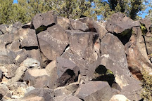 La Cieneguilla Petroglyph Site, Santa Fe, United States