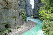 Aare Gorge, Meiringen, Switzerland