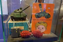 BlackBox Cold War Museum, Berlin, Germany