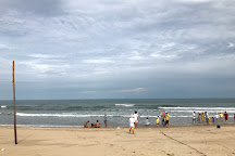 Minh Chau beach, Quan Lan, Vietnam