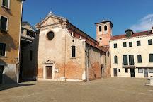 Chiesa Santa Maria Mater Domini, Venice, Italy