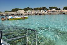 Lido Burrone, Isola di Favignana, Italy