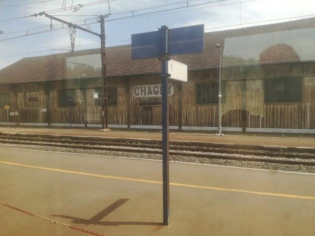 La Gare de Chagny