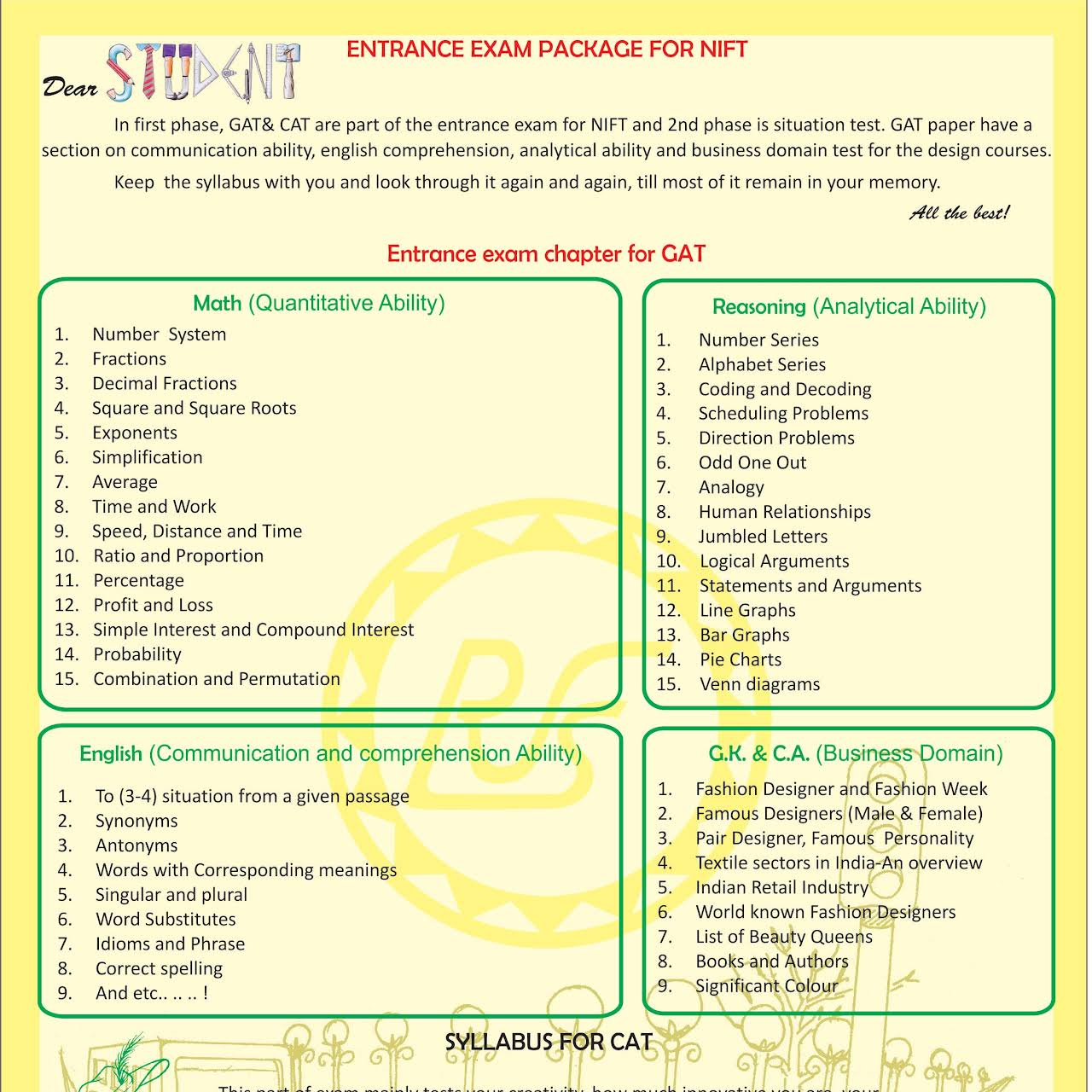 Best Nift Coaching In Patna Rfs Nift Nid Fashion Design School Specialized In Nift Coaching In Patna Nid Coaching Center And Its Exam Preparation Or Studio Test In Patna
