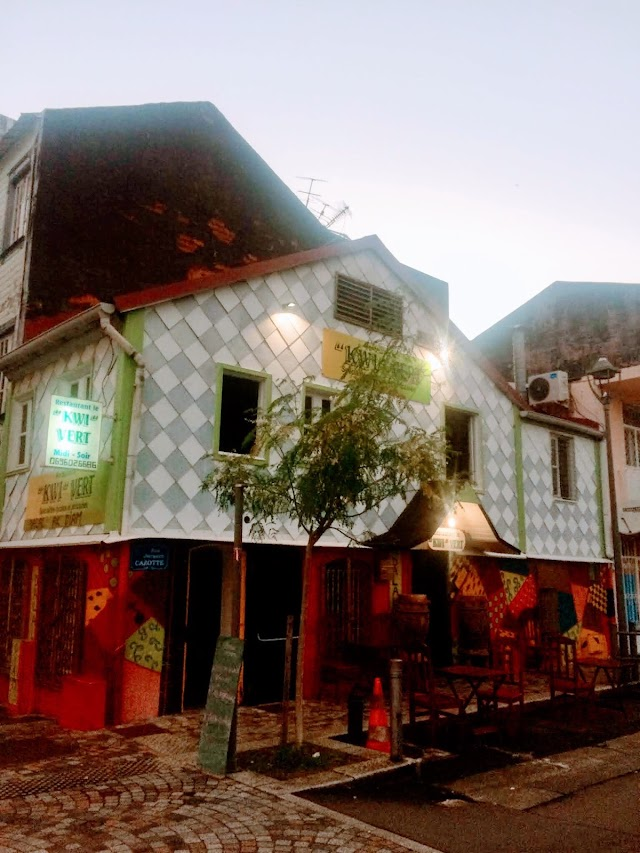 Le Kwi Vert Chez Aicha