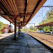 Железнодорожная станция  Chomutov Mesto