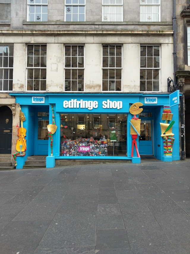 Edinburgh Castle Gift Shop