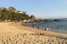 Puerto Angelito Beach, Puerto Escondido, Mexico
