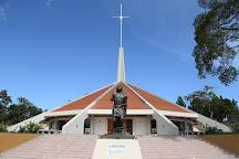 Munyonyo Martyrs' Shrine, Munyonyo, Uganda