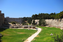 Archaeological Museum of Rhodes (Hospital of the Knights), Rhodes Town, Greece
