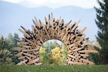 Arte Sella, Borgo Valsugana, Italy