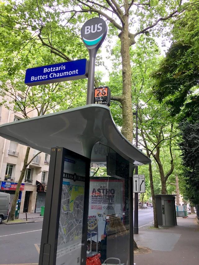 Botzaris / Buttes Chaumont
