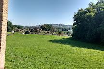 Archaeological site of Cuma, Pozzuoli, Italy