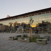 Железнодорожная станция  Ostrava