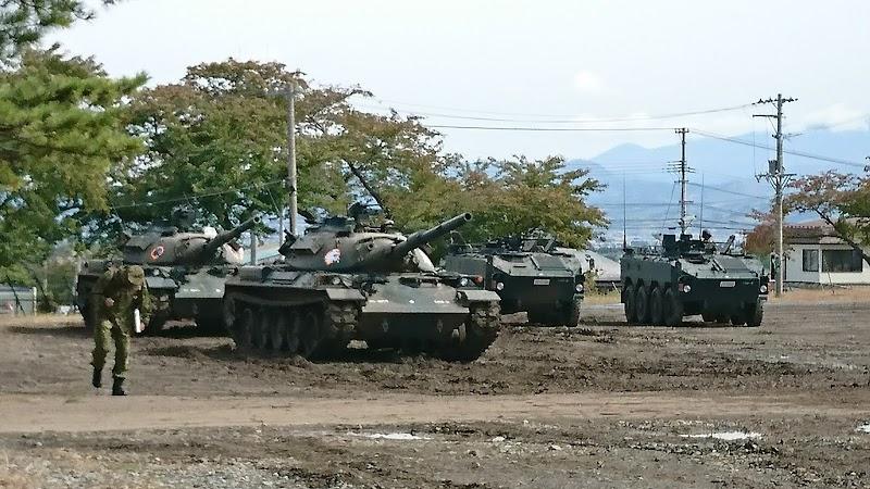 陸上自衛隊 弘前駐屯地