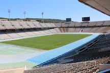 Stadio Olimpico, Barcelona, Spain