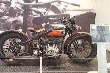 Deeley Motorcycle Exhibition, Vancouver, Canada