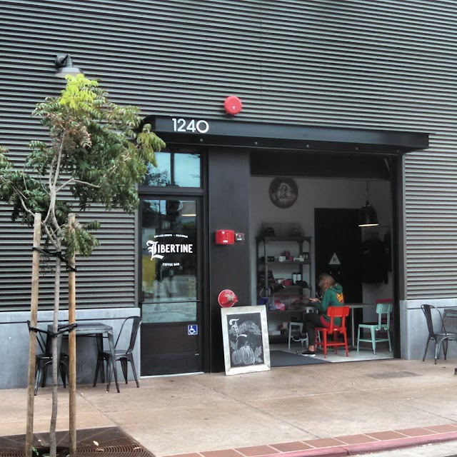 Libertine Coffee Bar