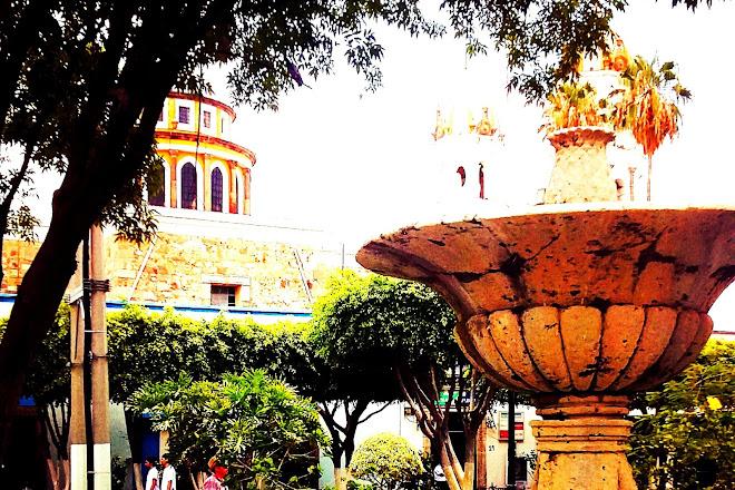 Jardin Hidalgo, Guadalajara, Mexico