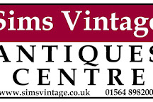 Sims Vintage Antiques Centre, Stratford-upon-Avon, United Kingdom