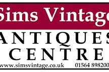 Sims Vintage Antiques Centre, Stratford-upon-Avon, United Kingdom