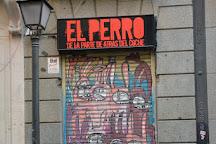 El Perro de la Parte de Atras del Coche, Madrid, Spain