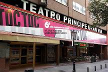 Teatro Principe Gran Via, Madrid, Spain