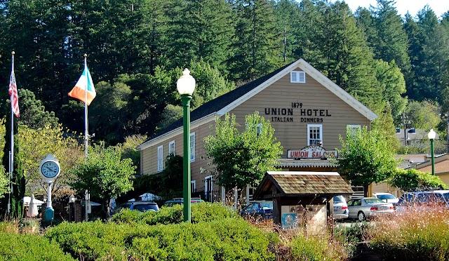 Union Hotel Restaurant & Cafe