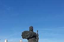 Prince Pribina Statue, Nitra, Slovakia