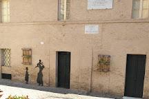 Piazza del sabato del villaggio, Recanati, Italy
