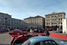 Piazza dell'Unita d'Italia, Trieste, Italy