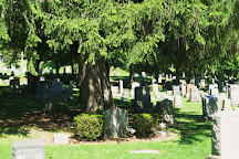 Fort Hill Cemetery, Auburn, United States