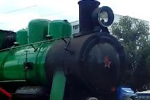 Rostov Children's Railway, Rostov-on-Don, Russia