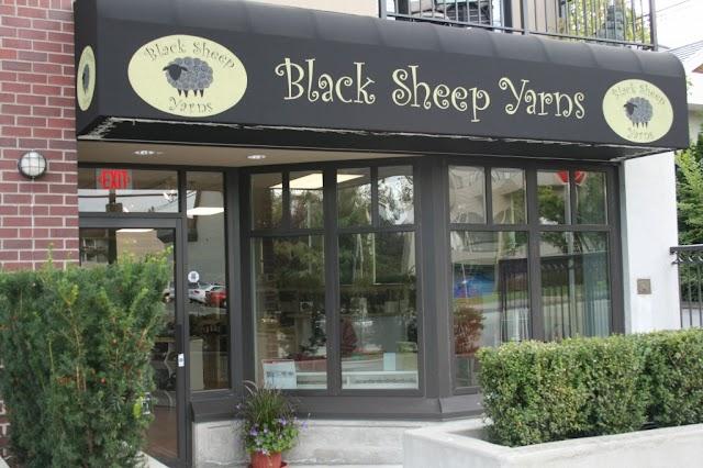 Black Sheep Yarns