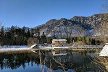 Almsee, Grunau im Almtal, Austria