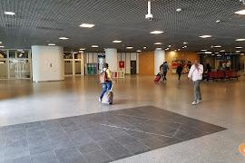 Автобусная станция   BRUXELLES Midi