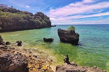 Padang Padang Beach, Pecatu, Indonesia