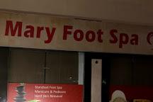Mary Foot Spa, Dubai, United Arab Emirates