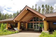 Apgar Visitor Center, Glacier National Park, United States