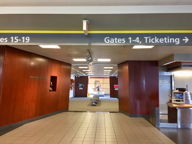 Jackson-Evers Int'l Airport