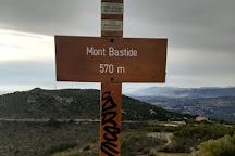 Ruines du Village du Mont Bastide, Eze, France