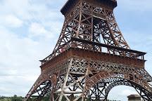 Eiffel Tower Replica, Umuarama, Brazil