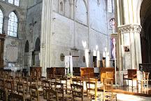Eglise Notre-Dame de la Nativite, Moret-sur-Loing, France